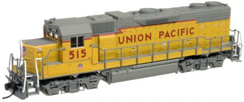 Atlas N Mastter 47855 GP38-2 UP # 515 DCC Fitted